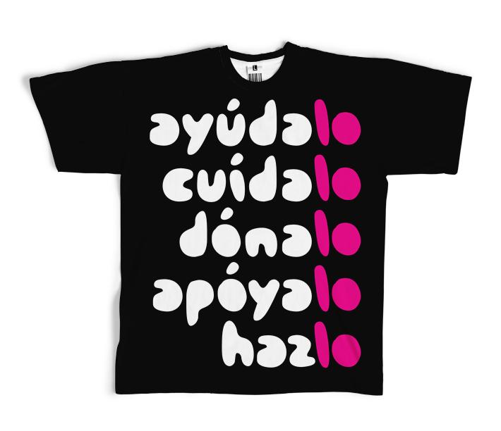hazloposible_camiseta